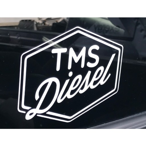 TMS Diner Sticker-0