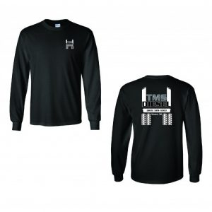 Stacks Long Sleeve Tee-0