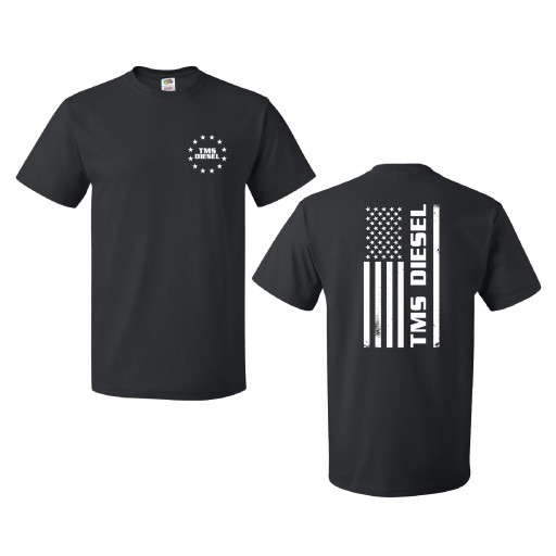 Freedom Flag T-Shirt-0