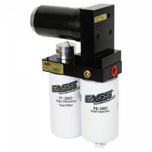 Fass T F17 165G Titanium Series 165GPH Fuel Air Separation System-0