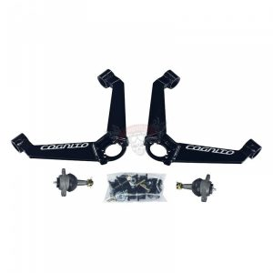 Cognito CLKP-1002.4 Stage 3 Leveling Kit w/ Fox Shocks-0