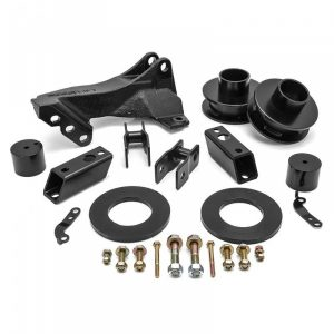 "Readylift 66-2726 2.5"" Leveling Kit With Track Bar Relocation Bracket-0"