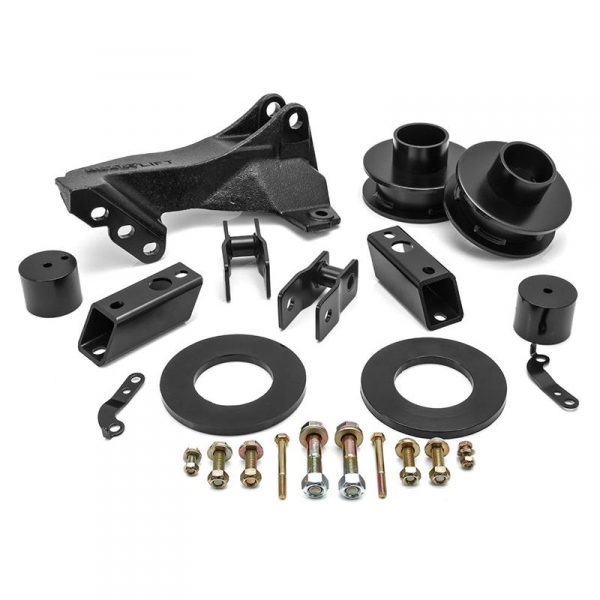 """Readylift 66-2726 2.5"""" Leveling Kit With Track Bar Relocation Bracket-0"""