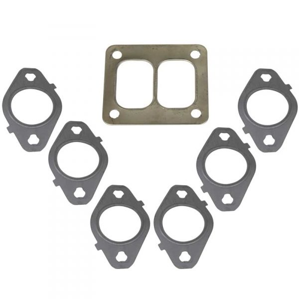 BD-Power 1045986-T4 Exhaust Manifold Gasket Kit-0