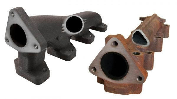 PPE 116111101 High-Flow Race Exhaust Manifolds With Up-Pipes-247