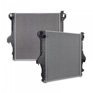 Mishimoto R2711-MT Replacement Radiator-0