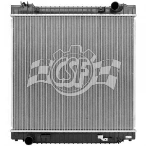 CSF 3396 OEM Replacement Radiator-0