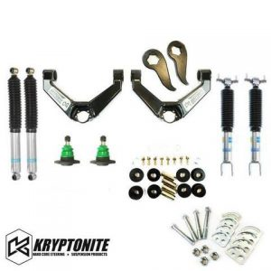 Kryptonite Stage 3 Leveling Kit w/ Bilstein Shocks 2011-2019-0